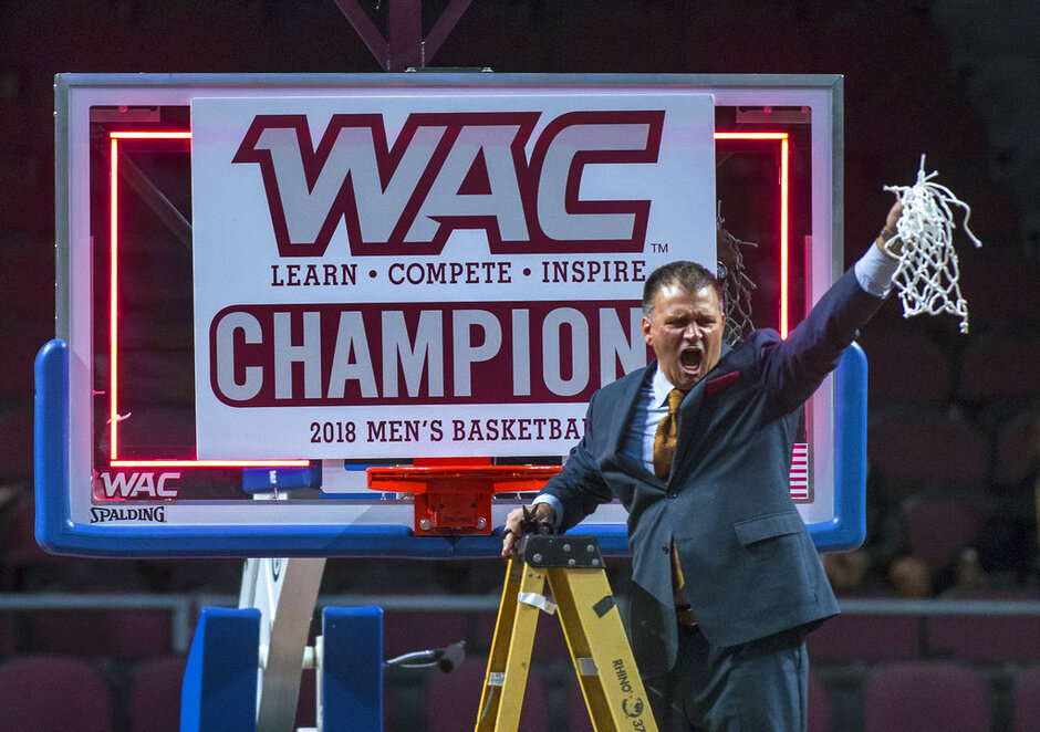 WAC Grand Canyon New Mexico St Basketball