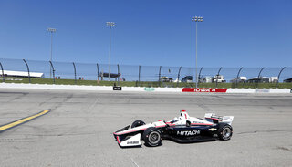 IndyCar Iowa Auto Racing