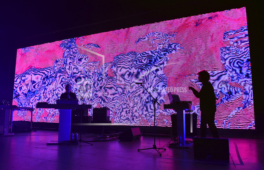 Thom Yorke in Concert - Los Angeles