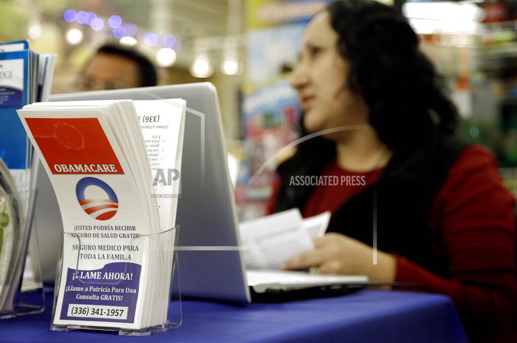 Health Overhaul Hispanics