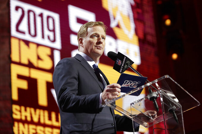 Redskins find long-term QB prospect, immediate help in draft
