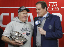Super Bowl-Nantz's Busy Stretch Football