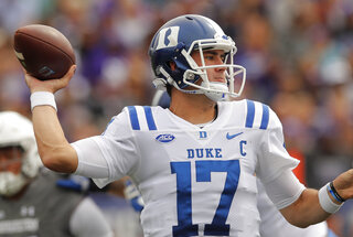 Duke Northwestern Football