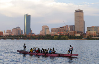 Bostons Olympics Hangover