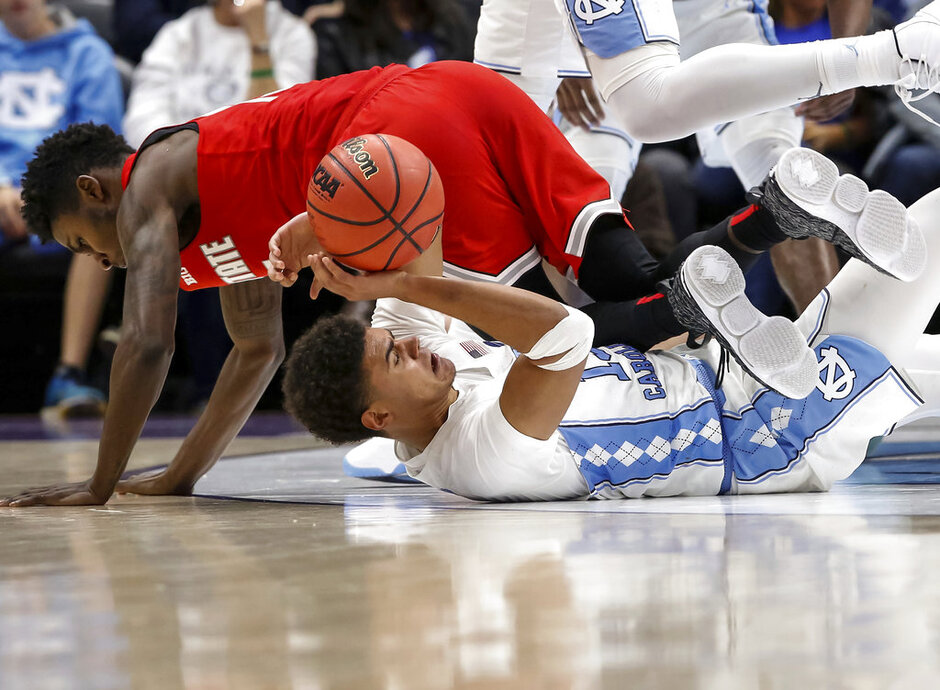 Ohio State North Carolina Basketball