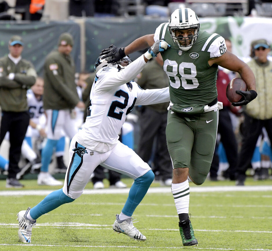 Panthers Jets Football