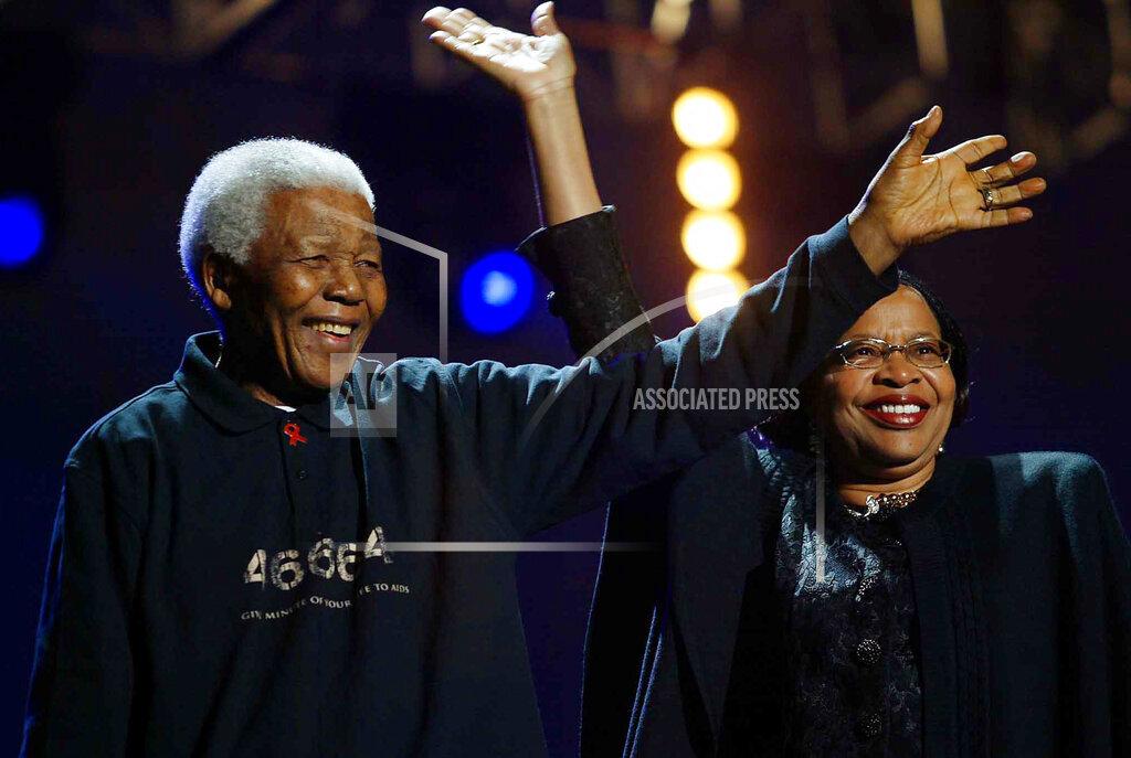 Associated Press International News South Africa SOUTH AFRICA LIVE 8