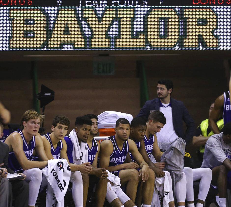 Central Arkansas Baylor Basketball