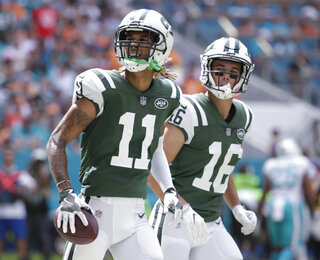 Robby Anderson Chad Hansen