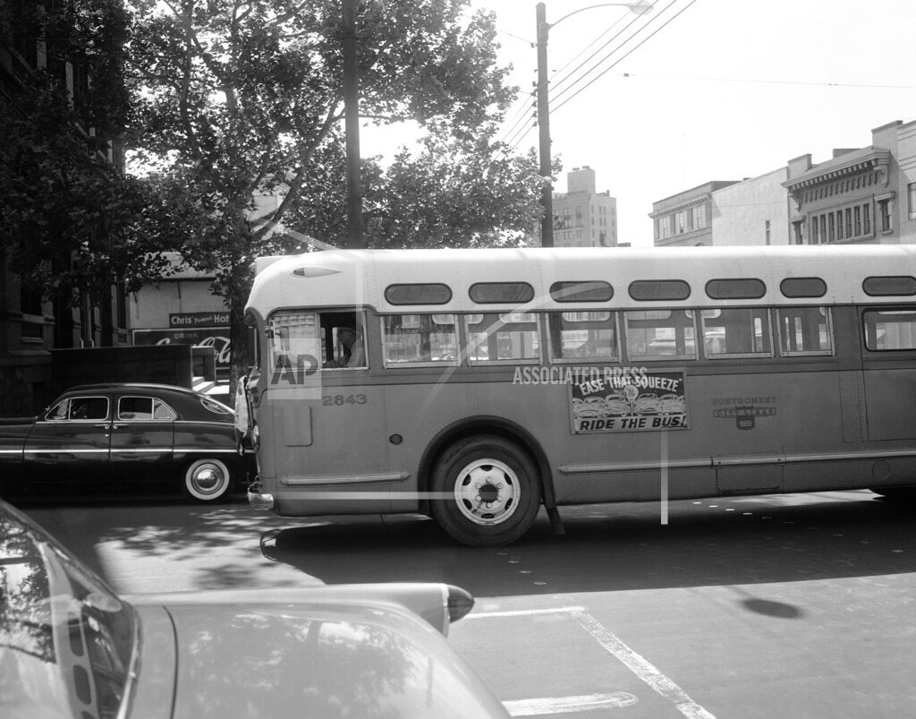Watchf AP A  AL USA APHS247211 Civil Rights Bus Boycott 1956