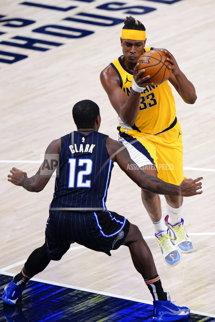Magic Pacers Basketball