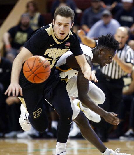 Purdue Appalachian St Basketball