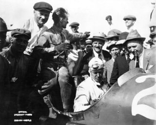 Indy 500 1921 Countdown Race 9 Auto Racing