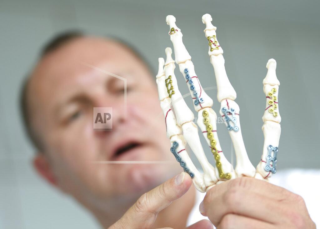 50 years of hand surgery in Frankfurt
