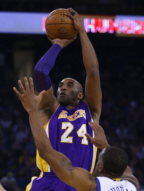 Kobe Bryant, Andre Iguodala