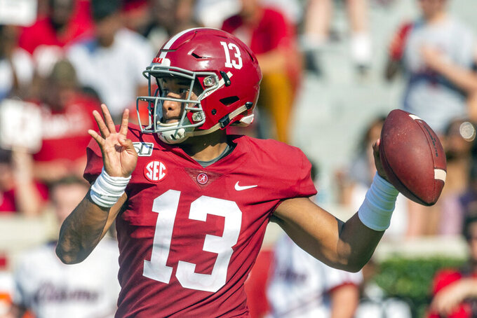 College Football Picks: Monster matchups to shake CFP race