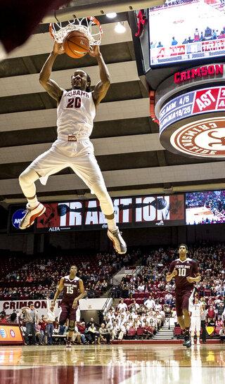 Texas A M Alabama Basketball