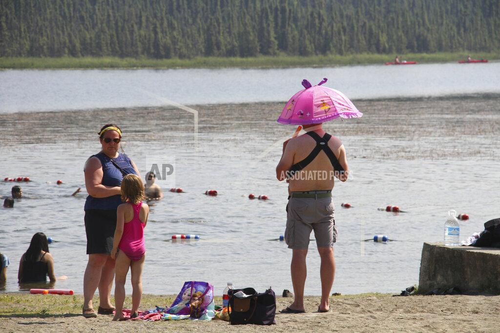 Alaska Heat Wave