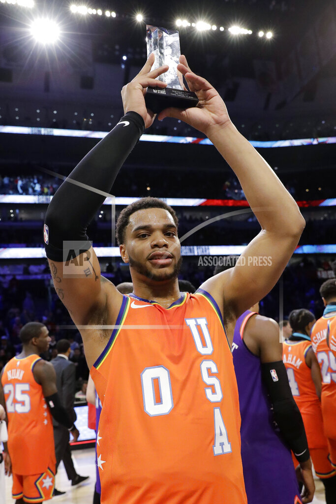All Star Rising Stars Basketball