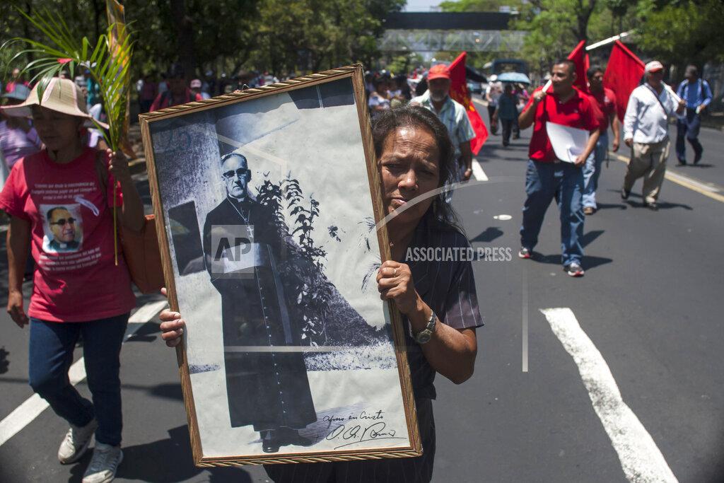 El Salvador Romero