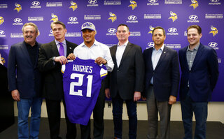 Viking Draft Football