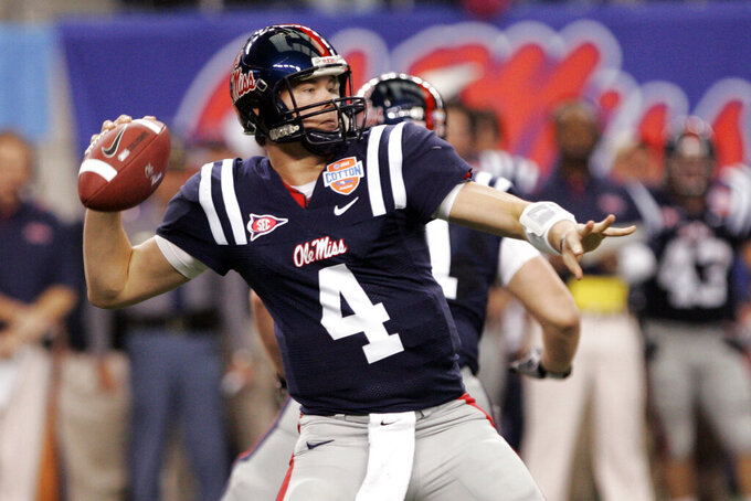 Jevan Snead, ex-Ole Miss quarterback, dies in Texas at 32