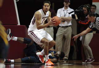 West Virginia Virginia Tech Basketball