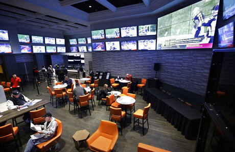 Super Bowl Sports Betting Football