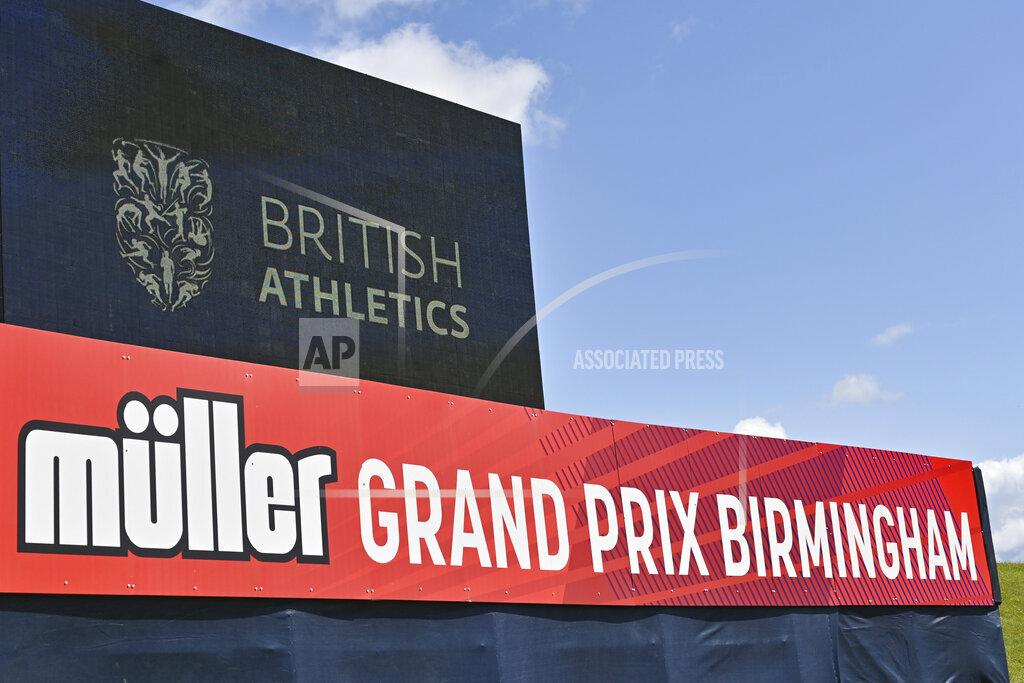 Athletics Birmingham Grand Prix