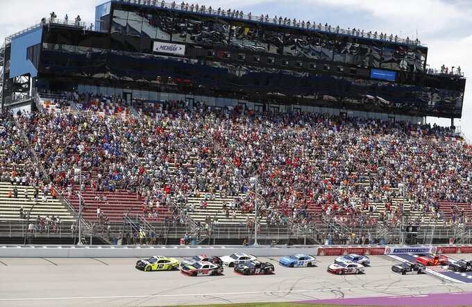 NASCAR Xfinity Series at Michigan