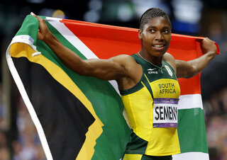 Olympics The Semenya Dilemma
