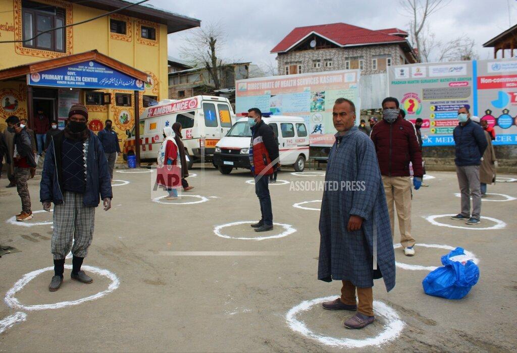 India: COVID-19 social distancing