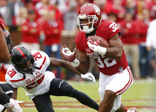 Samaje Perine, Tevin Madison