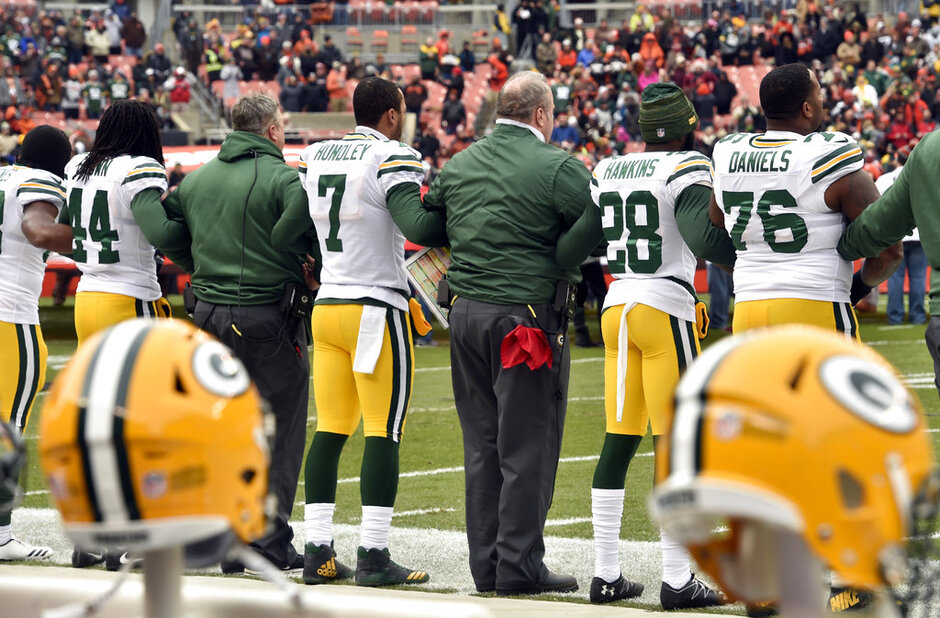 Packers Browns Football