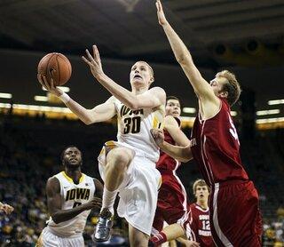S Dakota Iowa Basketball