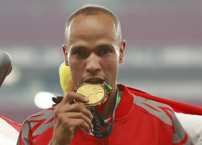 Asian Games gold medalist runner banned 4 years for doping