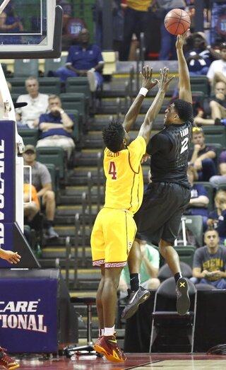 Xavier USC Basketball