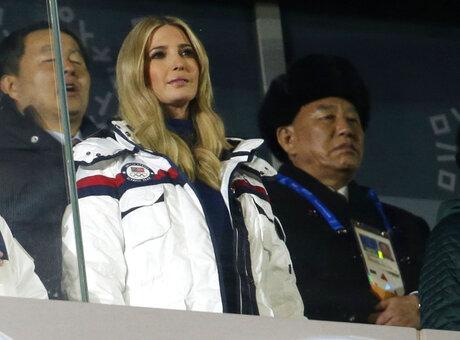Ivanka Trump, Kim Yong Chol