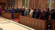 US Inauguration Biden Church