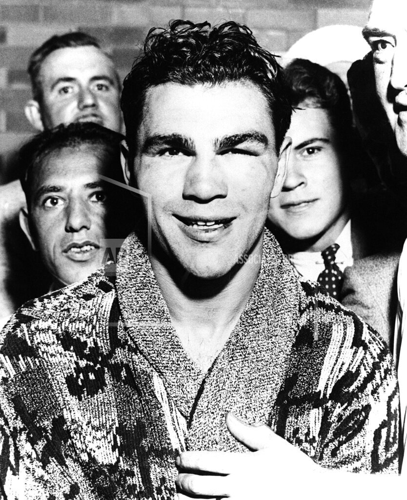 Watchf AP S BOX OH USA APHSL49785 USA Boxing Max Schmeling vs Young Stribling