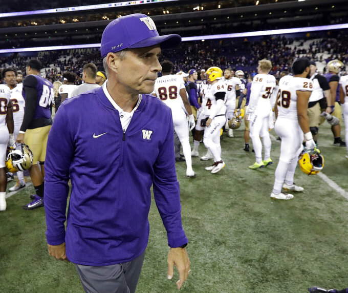 College Football Picks: Why Pac-12 needs Washington to win