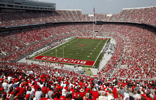 Buckeyes Risking A Party Football