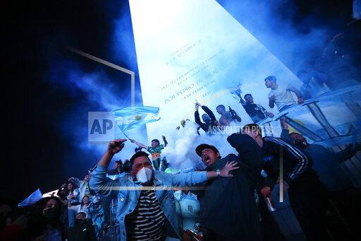 APTOPIX Argentina Brazil Copa America Soccer