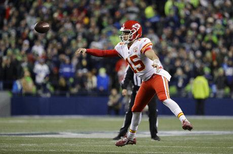 Chiefs Seahawks Football