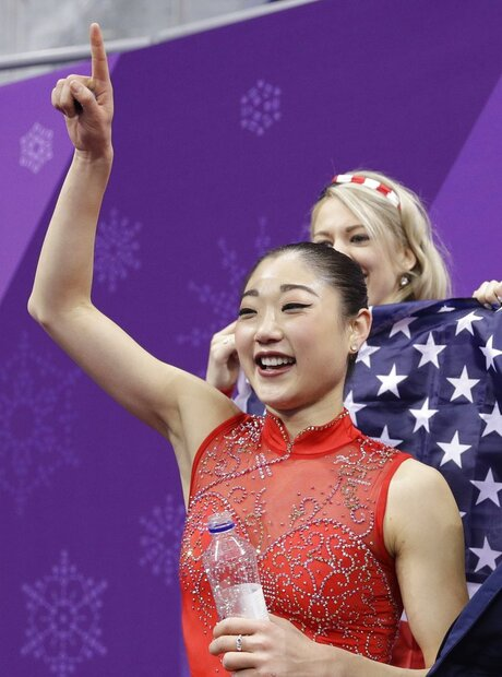 Pyeongchang Olympics Figure Skating Team Event