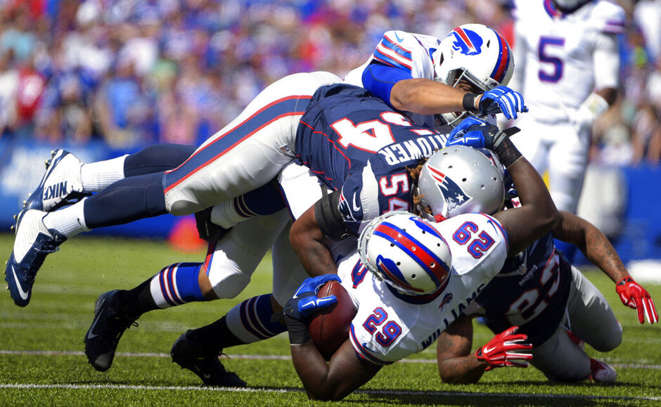 Dont'a Hightower, Karlos Williams