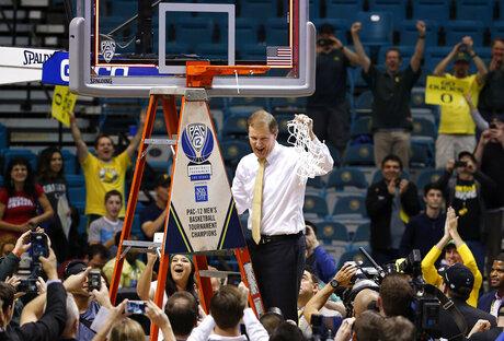 NCAA Oregon Rise Basketball