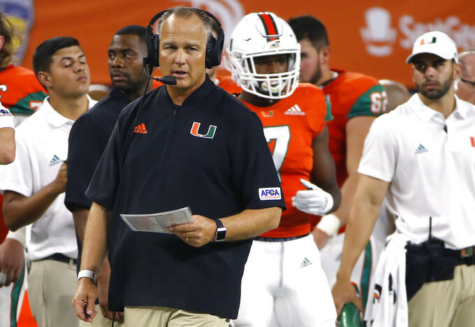 Richt's message to Miami: All goals are still within reach