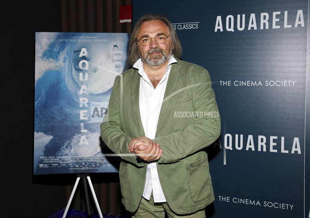 "NY Special Screening of ""Aquarela"""