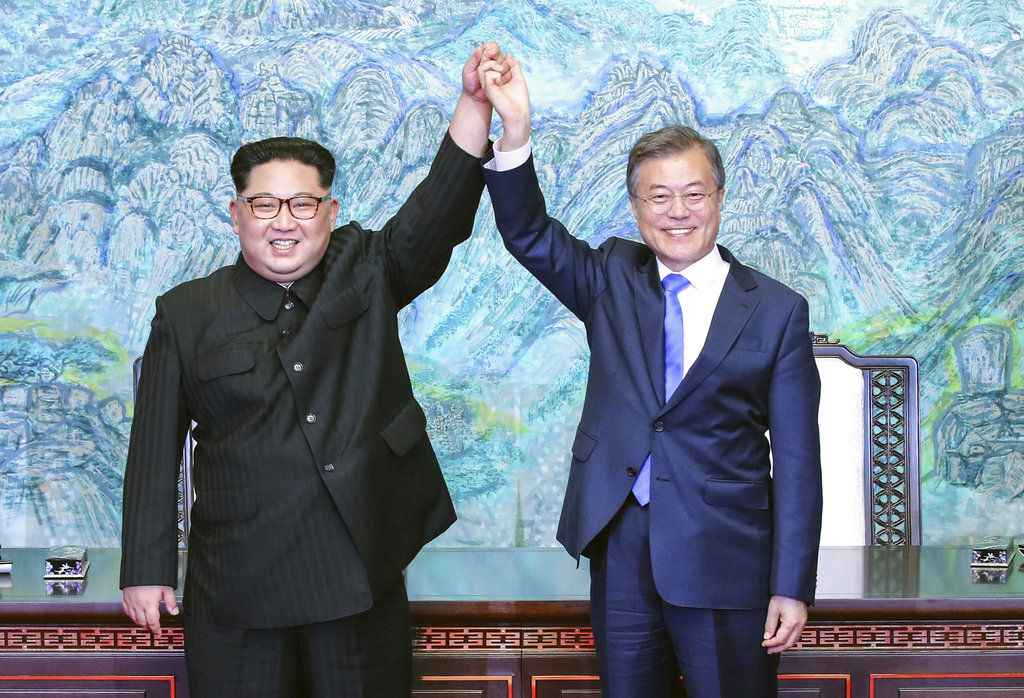 Level talks underway to prep inter-Korean summit
